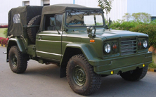 LSV LIGHT SPECIALIST VEHICLE